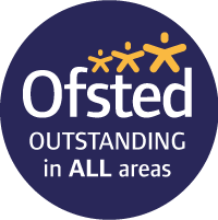 Little Giggles Ashton is rated OUTSTANDING in ALL areas by Ofsted