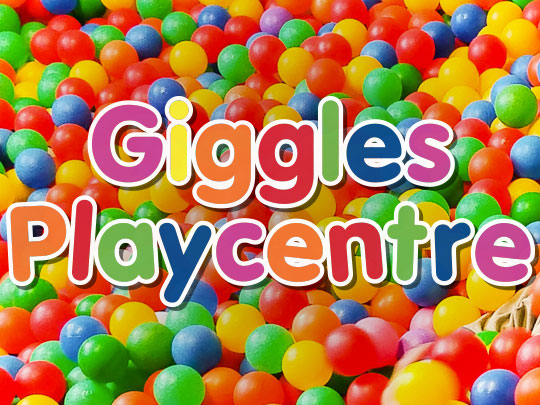 Giggles Playcentre Great Moor, Stockport