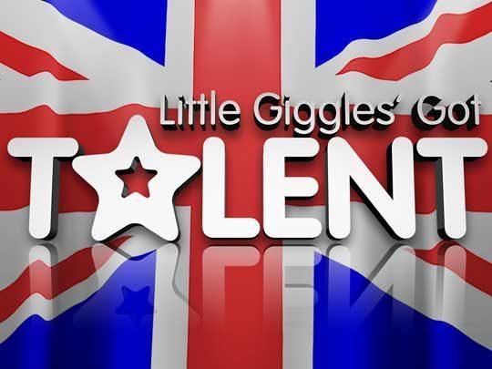 Little Giggles' Got Talent