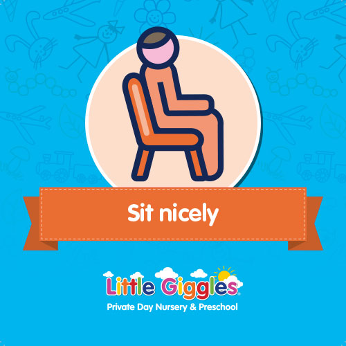 Class Rules - Sit Nicely